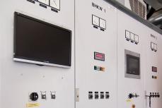 Blockheizkraftwerk (BHKW)