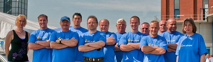 Die Mannschaft des Klärwerks (2009)