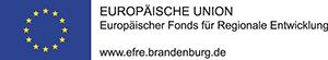 EUROPÄISCHE UNION Europäischer Fonds für Regionale Entwicklung www.efre.brandenburg.de